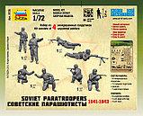 Сборная модель Советские парашютисты 1941-1943, фото 2