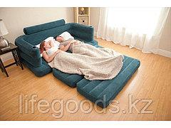 Раскладной надувной диван - кровать, Intex 68566