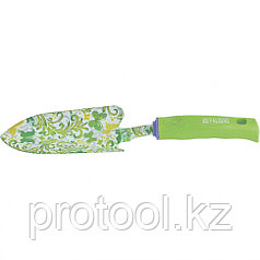 Совок широкий, пластиковая рукоятка//PALISAD
