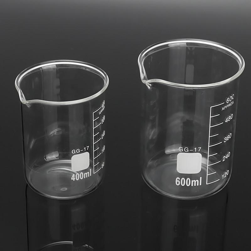 Стакан лабораторный, низкий Н-1-600 ТС ГОСТ 25336-82