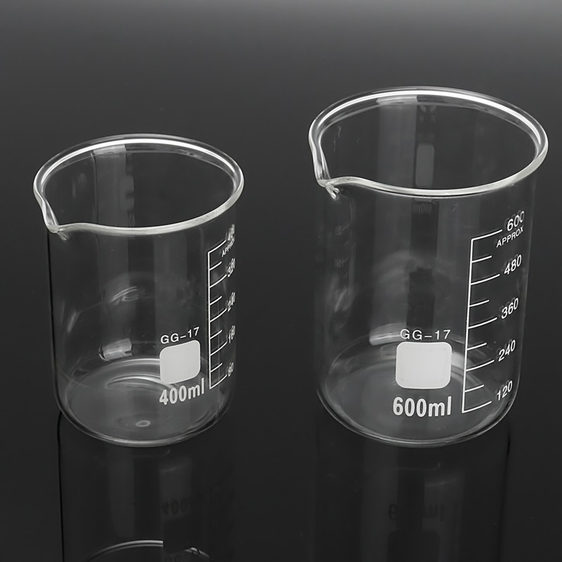 Стакан лабораторный, высокий В-1-600 ТС ГОСТ 25336-82