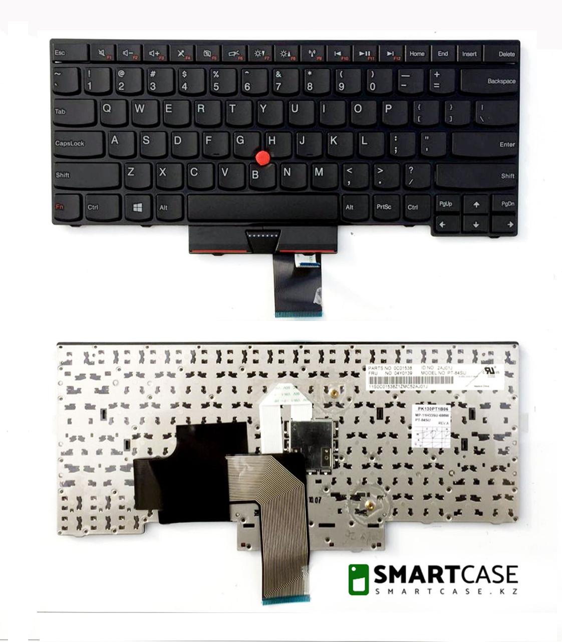 Клавиатура для ноутбука Lenovo Thinkpad E430 (черная, ENG)