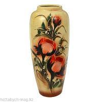 """Ваза напольная """"Дана"""" цветы, тюльпан, микс 1164703"""