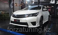 Обвес ES Sport для Corolla 2014