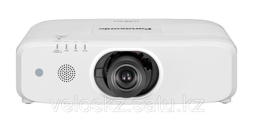 Проектор инсталяционный Panasonic PT-EX620E, фото 2