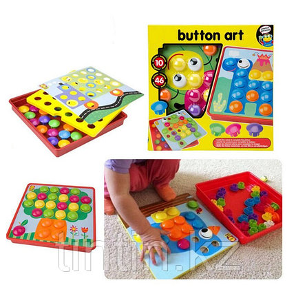 """Мозаика """"Кнопки"""" Button Nail, фото 2"""