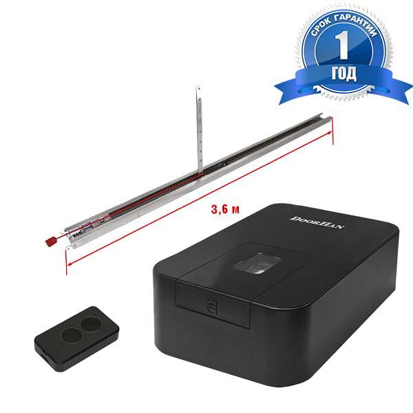 Автоматика для гаражных/секционных ворот SECTIONAL-800PRO (с усилием 800 Н, скорость 0,1 м/мин, S до 11 кв. м)