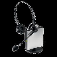 Беспроводная DECT гарнитура Jabra GN9120 Duo Flex NC, Cont. (9129-808-101)