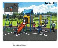 Игровые уличные комплексы для детей
