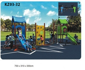 Игровой уличный комплекс для детей