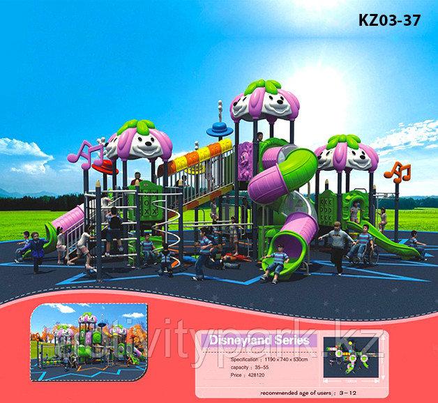 Оборудование для детского игрового комплекса
