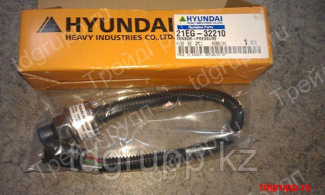 21EG-32210 Датчик давления масла Hyundai