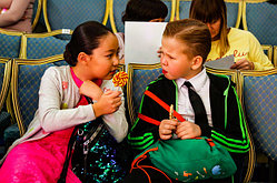 Конкурс танцев (г.Астана)