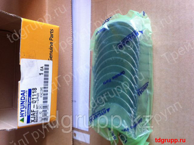 XJAF-01118 (32B19-09011) набор подшипников Hyundai R170W-7