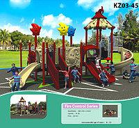 Детский игровой комплекс для бизнеса
