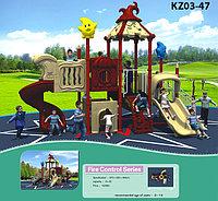 Детские площадки для бизнеса