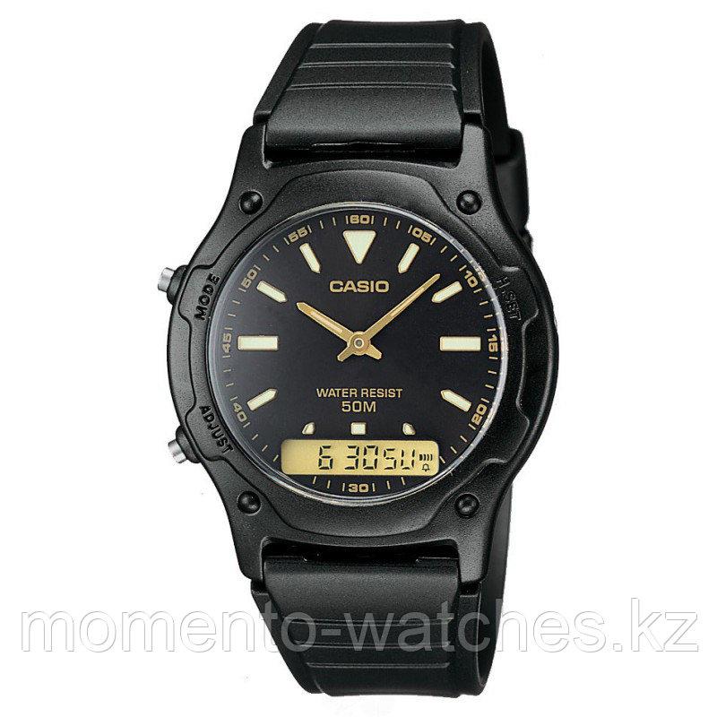 Мужские часы Casio AW-49HE-1AVDF