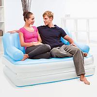 Надувной диван - трансформер 5 в 1, Bestway 75039