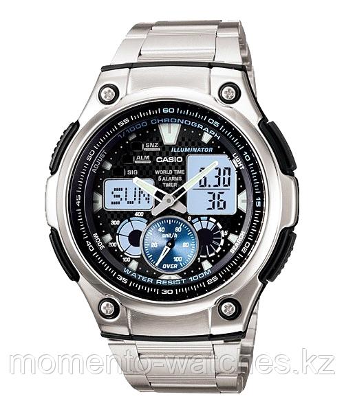 Мужские часы Casio AQ-190WD-1AVDF