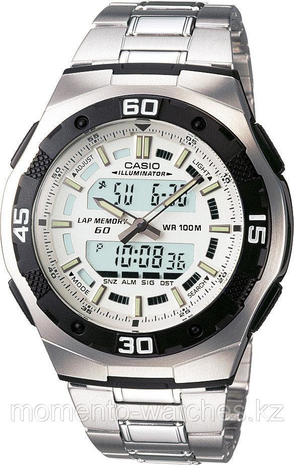 Мужские часы Casio AQ-164WD-7AVDF
