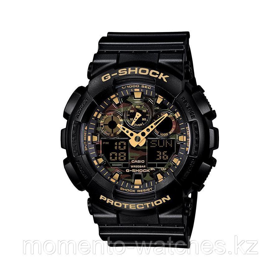 Мужские часы Casio G - Shock GA-100CF-1A9