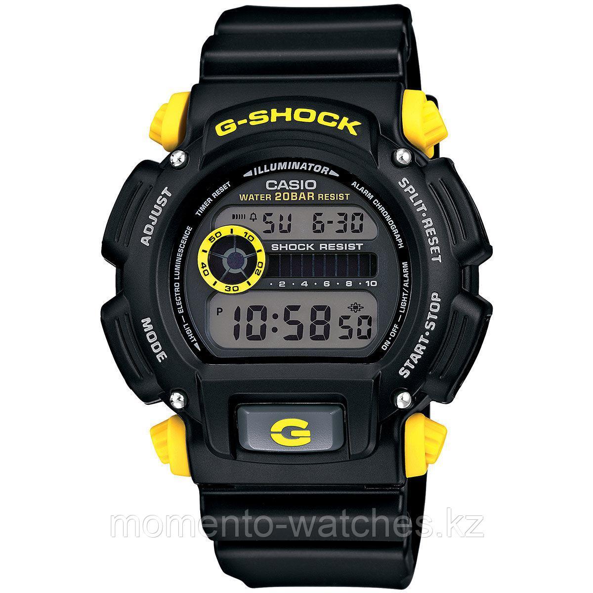 Мужские часы Casio G - Shock DW-9052-1C9