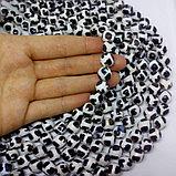 Дзи Черепаха (тибетский агат), 10 мм., фото 2
