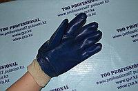 Перчатки хб с полным нитриловым покрытием, фото 1