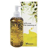 Гидрофильное масло Elizavecca Natural 90% Olive Cleansing Oil 300мл, фото 3