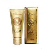 Пенка для умывания с муцином улитки и золотом Elizavecca 24k Gold Snail Cleansing Foam,180мл, фото 2