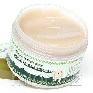 Высококонцентрированная коллагеновая маска Elizavecca Green Piggy Collagen Jella Pack,100мл
