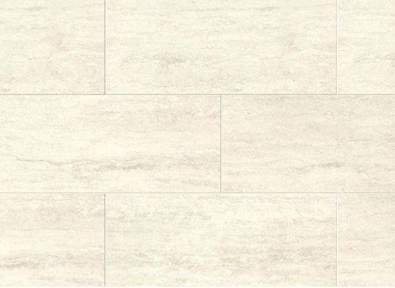 Ламинат Aqua-Step Плитка Травертин белый