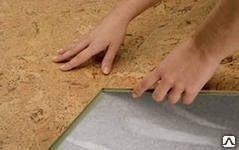 Пробка настенная (покрытие пробковое) техническое подложка 2,4,6,8,10,25мм