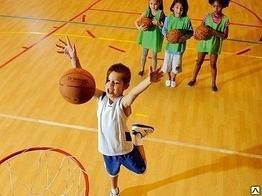 Спортивные покрытия для школьных спортзалов Г1