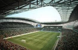 Оборудование для футбольных стадионов