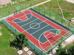 Оборудование для баскетбольных площадок