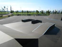 Скейтпарки