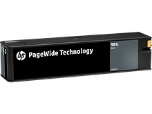 HP L0R12A Оригинальный картридж увеличенной емкости, HP 981X High Yield Black