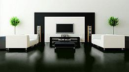 Ламинат WINEO, коллекция wineo 550 color Черный глянцевый