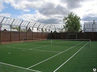 Покрытия для кортов. Теннис.