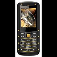 Мобильный телефон teXet TM-520R Черно-желтый