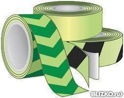 Элементы безопасности. Фотолюминесцентные ленты Glo Brite® с клеевым слоем