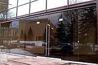 Фасадные витрины
