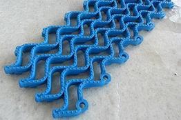 Модульные антискользящие покрытия для бассейнов и аквапарков