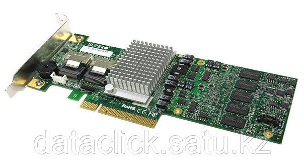 Supermicro AOC-SAS2LP-H8IR-16DD RAID Controller, фото 2