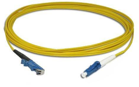 Оптический патчкорд e2000/UPC-LC/UPC Simplex SM