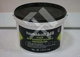 Клей для линолеума homakoll 248 4 кг.