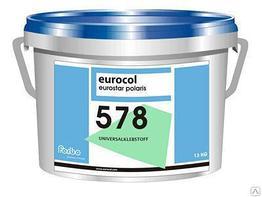 Морозоустойчивый клей для напольных покрытий Forbo 578 Eurosafe Uni Polaris 3 кг