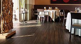 Напольные покрытия для ресторанов