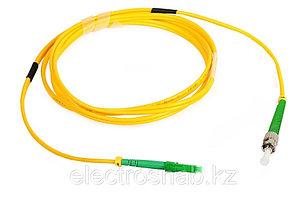 Оптический патчкорд ST/APC-LC/APC Simplex SM